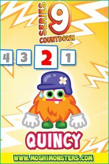 Moshi Monsters Series 9: Quincy