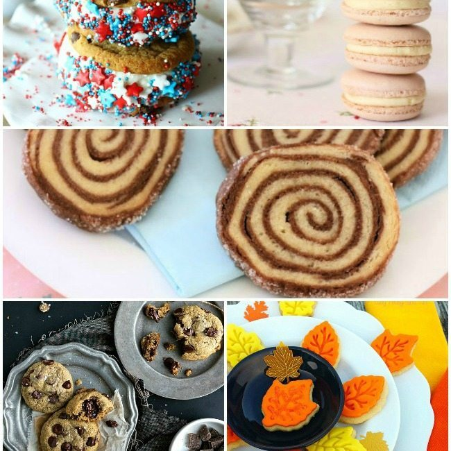 30+ delicious cookie recipes