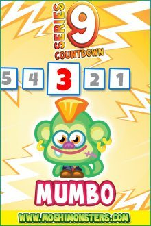 Moshi Monsters Series 9: Mumbo
