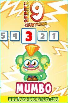 Moshi Monsters Series 9: Mumbo