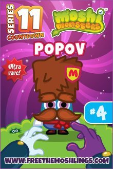 Nishi Monsters Series 11: Popov