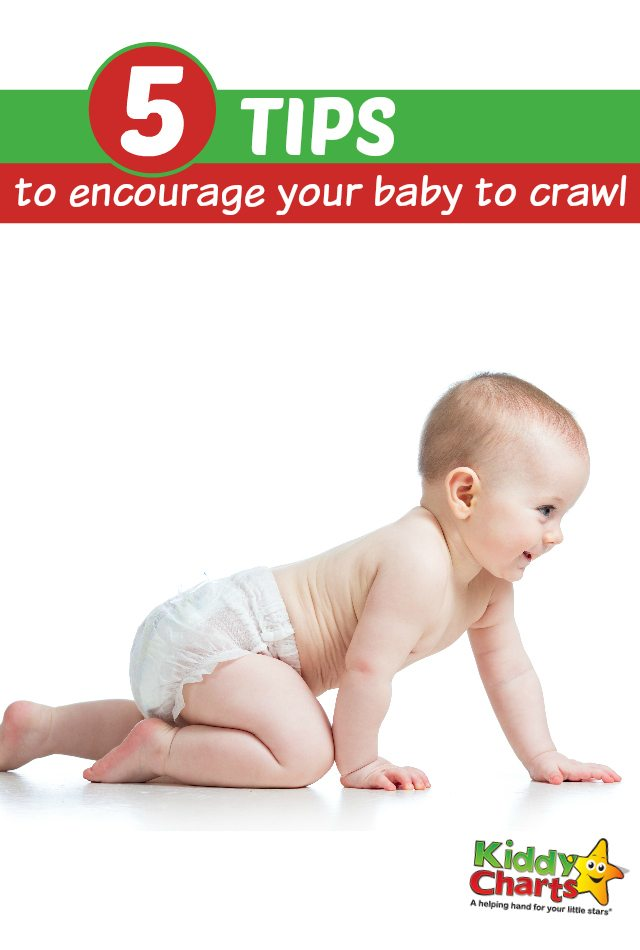 5 tips on how to encourage baby