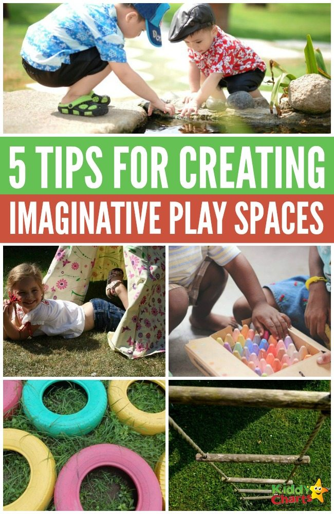 5 top tips for creating imaginative play spaces for kids
