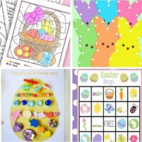 50 Easter printables to crack you up