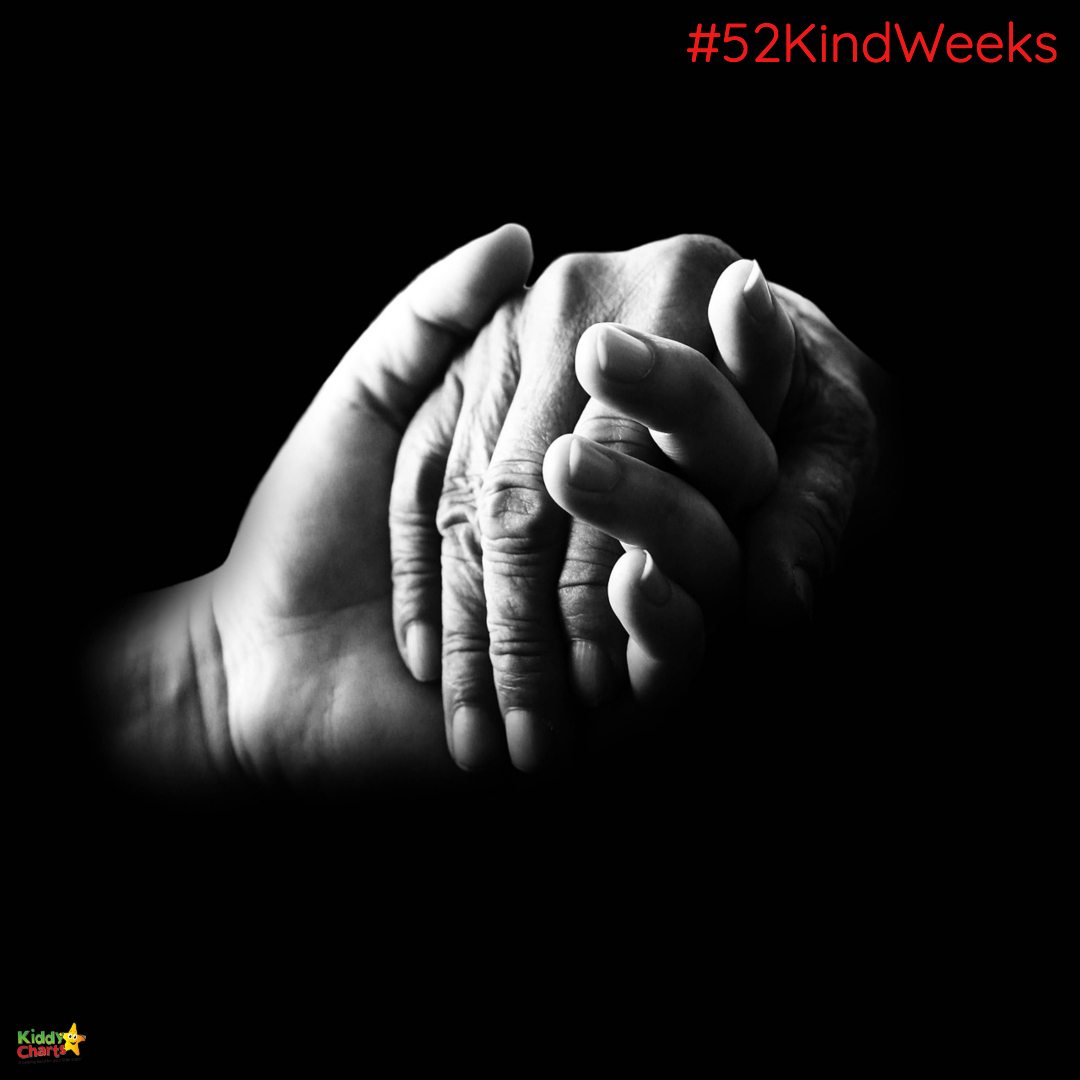 Show us all the Kindness in the world - we need to know; it is lovely to hear the stories, and to help create them. #52KindWeeks #BeKind2017 #BeKind