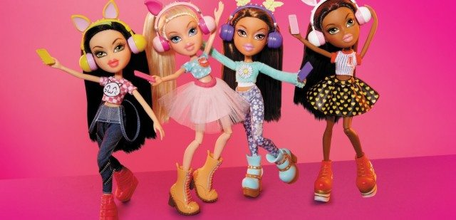 We have some Bratz Remix dolls to give away on the blog - closes 25th Feb.