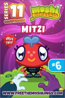 Moshi Monsters Series 11: Mitzi