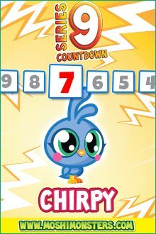 Moshi Monsters Series 9: Chirpy