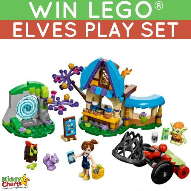 A Chance to Win LEGO® Elves Play Set