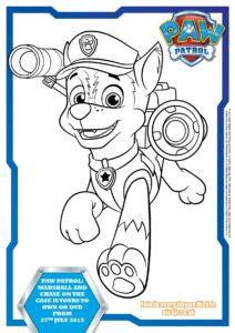 free paw patrol colouring books  activity sheets   kiddycharts