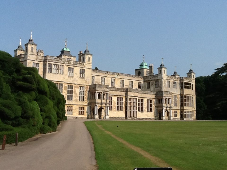Audley End Review: Front of house