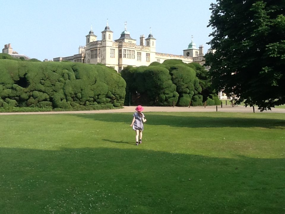 Audley End Review: Galloping