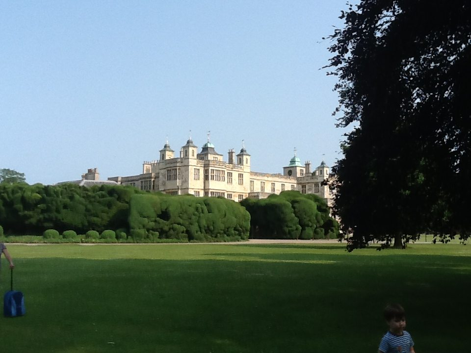 Audley End Review: Sleeping Beauty