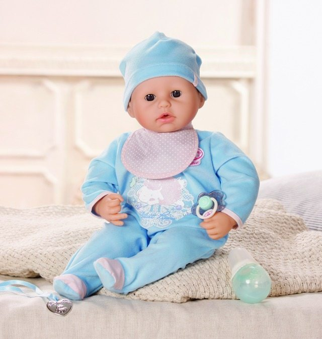 BA Brother doll 1 small