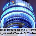 Light up London with YOUR personal Xmas tweets on the BT Tower