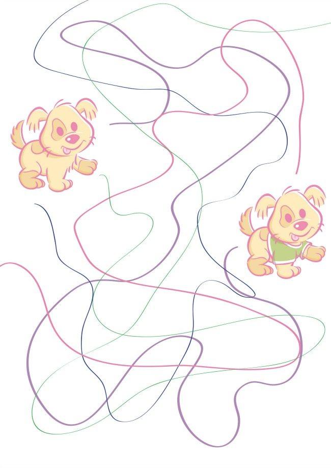 Baby Born activity page 2