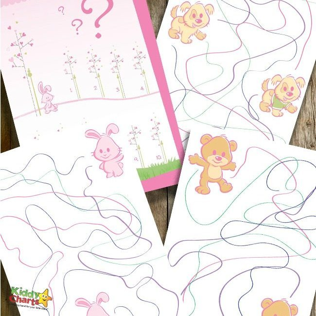 Baby Born activity sheets for kids