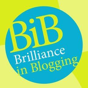 Brilliance in Blogging: Nominate me in Innovate - Please!