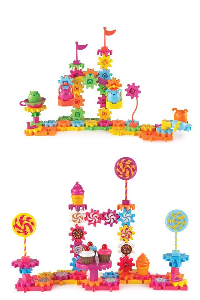 We have some fantastic Gears! Gears! Gears! construction toys from Learning Resources to give away on the blog. Perfect for Christmas for little hands.  Closes 17th December.