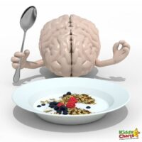 Brain food for kids: Boost your child's brain in a day!