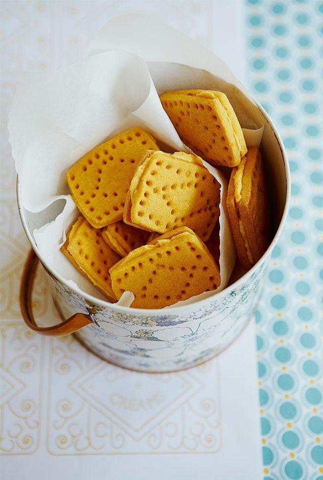 Custar Creams Delicious Recipe