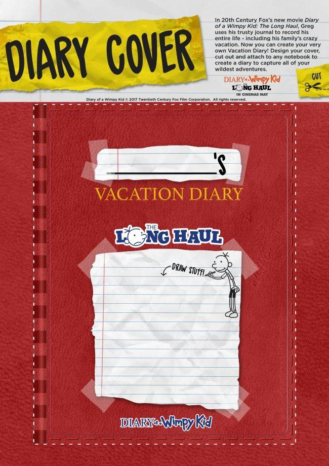 diary of a wimpy kid the long haul maze activity sheet