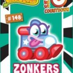 Moshi Monsters Series 8 countdown day 11: In whizzes Zonkers