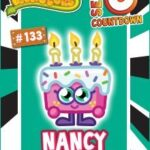 Moshi Monsters Series 8 countdown Day 12: Fancying Nancy