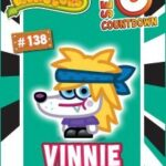 Moshi Monsters Series 8 countdown day 13: Glam up for Vinnie