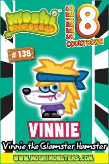 Moshi Monsters Series 8: Vinnie