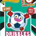 Moshi Monsters Series 8 countdown day 14: Tackle it for Dribbles