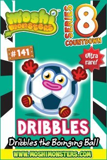 Moshi Monsters Series 8: Dribbles