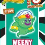 Moshi Monsters series 8 countdown day 15: Lamping Weeny the Genie