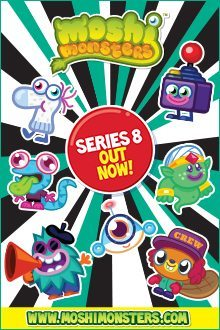 Series 8 Moshis: Launch Day