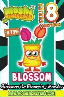 Moshis Series 8: Blossom