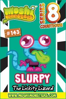 Moshi Monsters Series 8: Slurpy