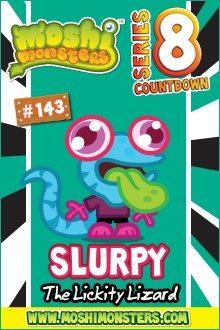 Moshi Monsters Series 8: Slurpy