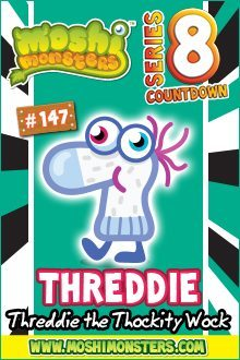 Moshi Series 8: Threddie
