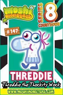 Moshi Series 8: Threddie