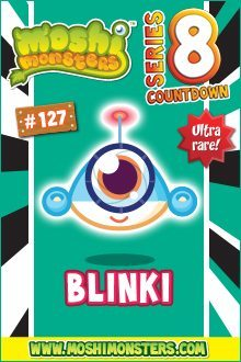 Moshis eries 8: Blinki