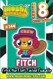 Moshi Monsters Series 8: Fitch