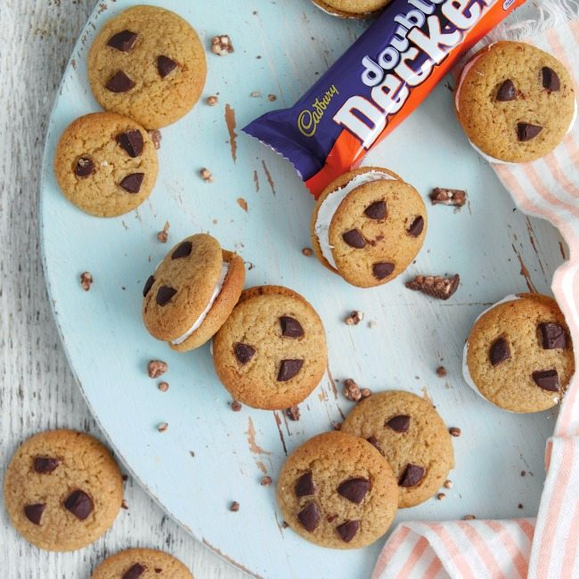 Delicious Cookie Sandwiches Recipes