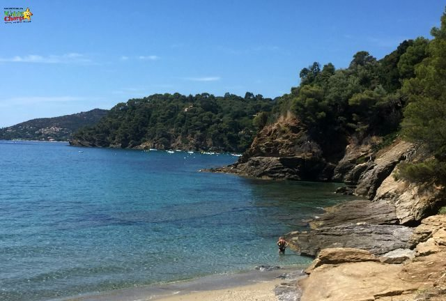 """When you visit Domaine du Rayol do pay a little extra to go snorkelling so you can see the """"Sea Gardens"""" as well."""