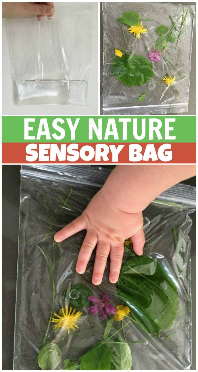 Easy Nature Sensory Bag