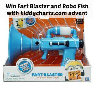 fart blaster: featured