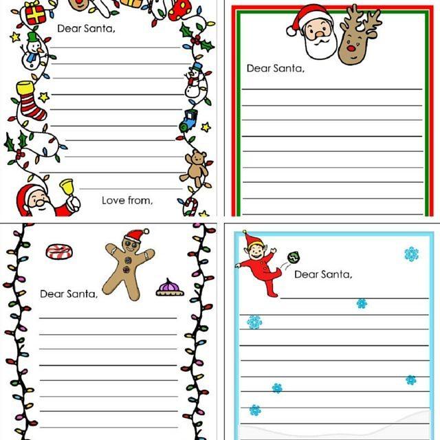 notepaper for kids