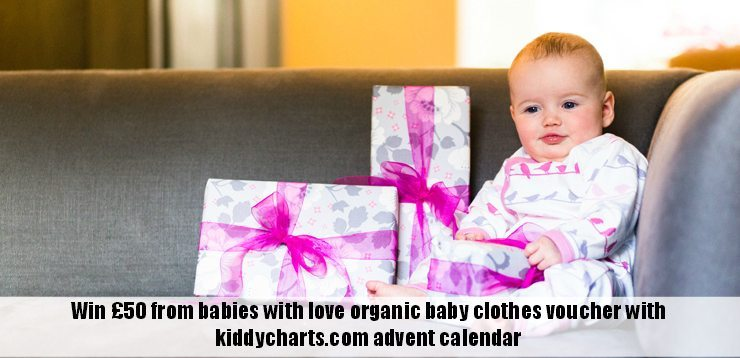 Organic Baby Clothes: from babies with love header
