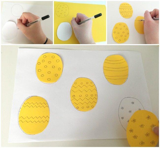Fun Easter Egg matching game