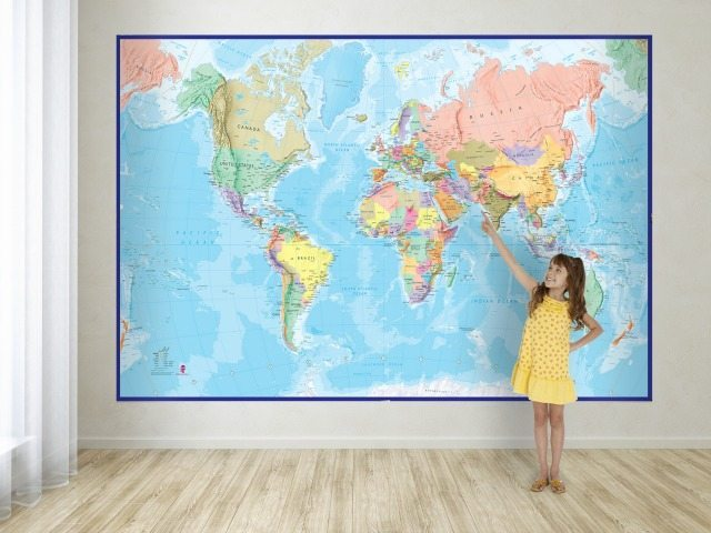 giant-world-map-mural-wallpaper