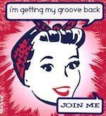 Groovy Mums Badge